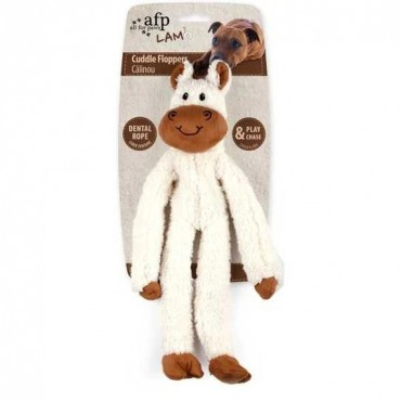 AFP Lambswool cuddle floppers