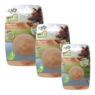 AFP Wild and Nature - Maracas Wood Ball