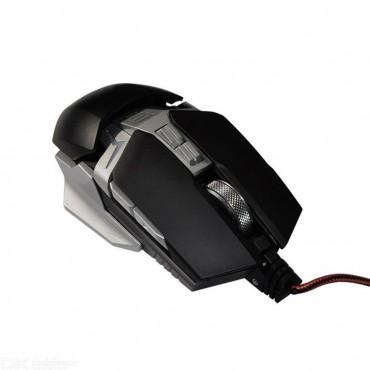 Gaming ενσύρματο ποντίκι fc1956 black