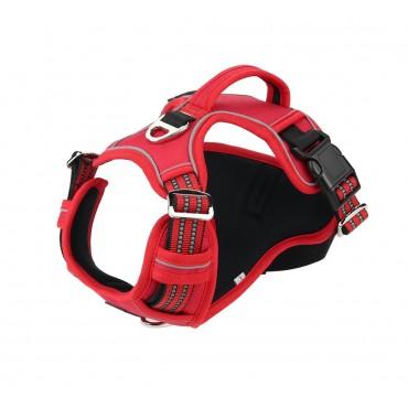 Επαγγελματικό ανατομικό σαμαράκι sport red sm