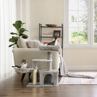 Γατόδεντρο flap grey 68cm