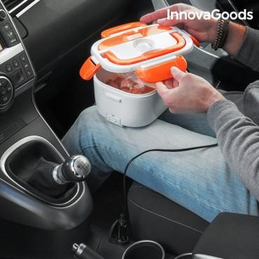 Θερμαινόμενο Φαγητοδοχείο Γεύματος για το Αυτοκίνητο InnovaGoods 1050ml 40W