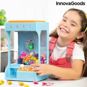 Παιχνίδι Δαγκάνα με Φως και Ήχο για Καραμέλες και Παιχνίδια - Surprize InnovaGoods