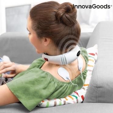 Ηλεκτρομαγνητική Συσκευή Μασάζ Αυχένα και πλάτης InnovaGoods