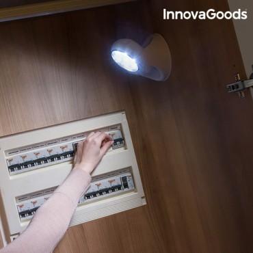 Λάμπα LED 360 με Αισθητήρα Κίνησης InnovaGoods