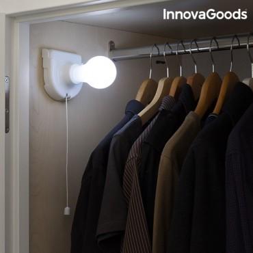 InnovaGoods Λάμπα με Διακόπτη Χειρός Portable LED Light Bulb