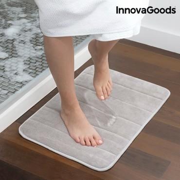 Πατάκι μπάνιου με βισκοελαστικό υλικό InnovaGoods 55x40 εκ