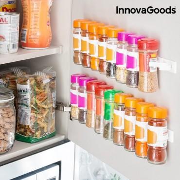 Ραφιέρα για Μπαχαρικά 20 Θέσεων InnovaGoods