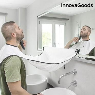 Έξυπνη Μπέρτα Κουρέματος & Ξυρίσματος για το Σπίτι Beard-Trimming Bib