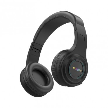 Moxom Wireless Headphones Wonder Headset Λευκό mx-wl15