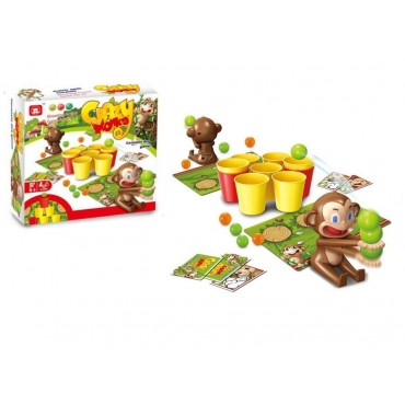 Crazy monkey επιτραπέζιο παιχνίδι