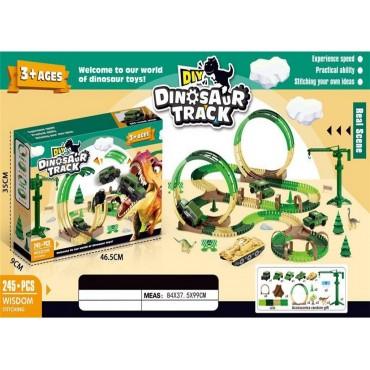 Diy dinosaur truck ym-856A