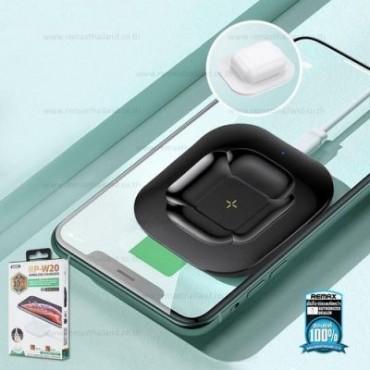 Ασύρματος Φορτιστής REMAX Wireless Fast Charger 10w rp-w20 black