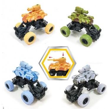 Αυτοκινητάκι παιδικό tank 807-1