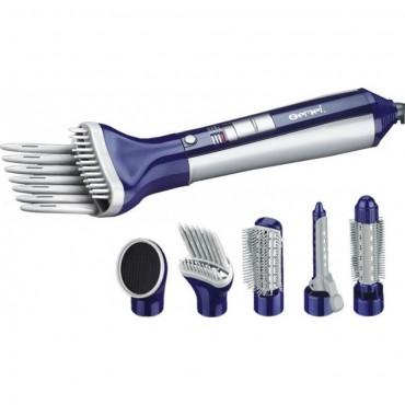 Επαγγελματικό σετ περιποίησης μαλλιών – 5 σε 1 – GM-4834 – Gemei