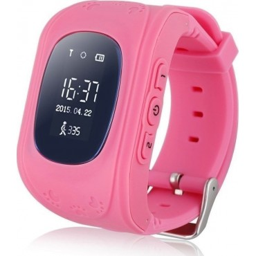 Smartwatch-gps Παιδικό (Ροζ)