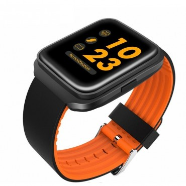 Smartwatch - Bluetooth z40 black orange