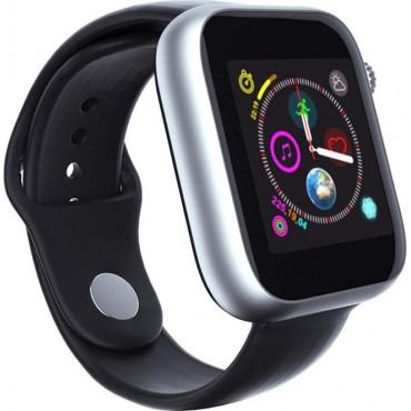 Smartwatch - Bluetooth - Z6 silver