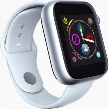 Smartwatch - Bluetooth - Z6 white