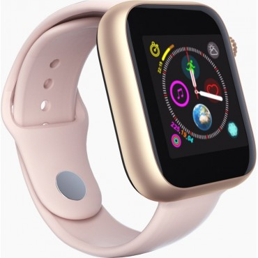 Smartwatch-Bluetooth-sim Z6 (Pink)