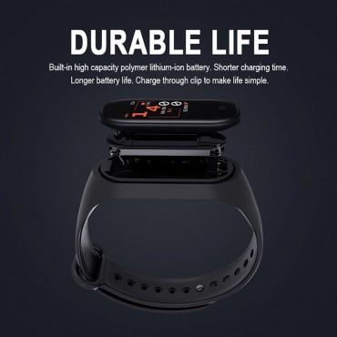 Smart Band Ρολόι με Bluetooth - M4 - black