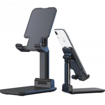 Επιτραπέζια Βάση Κινητού / Tablet μαύρη 305