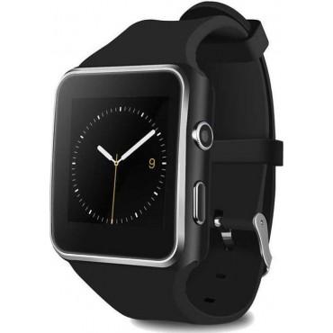 Smartwatch - Bluetooth - sim x6 (black)
