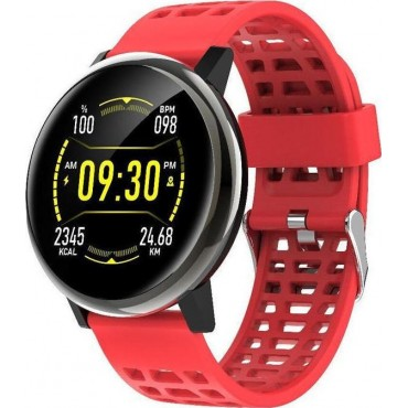 Smartwatch - bluetooth G30 (Red)