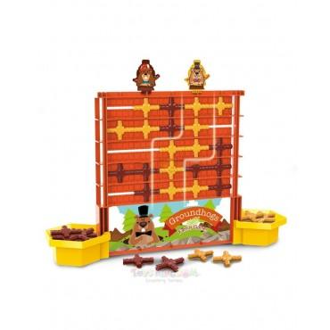 Two Groundhogs επιτραπέζιο παιχνίδι