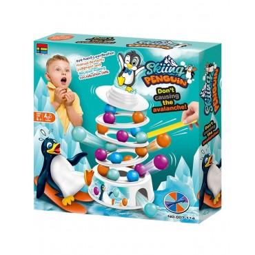 Skiing Penguin επιτραπέζιο παιχνίδι