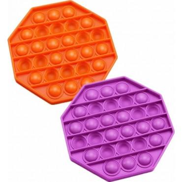 Pop It Παιχνίδι Στρες Ανακούφισης Παζλ Bubble Sensory Decompression