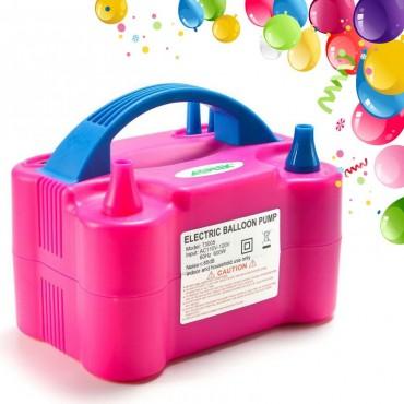 Ηλεκτρική Τρόμπα - Φουσκωτήρα Μπαλονιών - Electric Balloon Pump