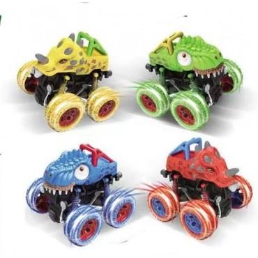 Αυτοκινητάκι παιδικό dinosaur 909-352