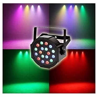 Φωτορυθμικό 20W RGB Προβολέας