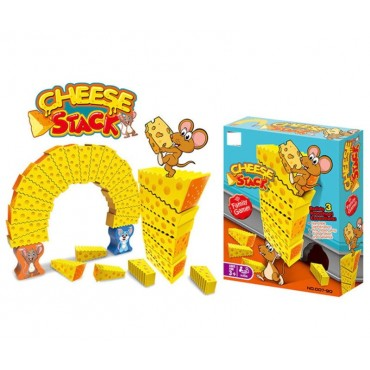 Cheese stack επιτραπέζιο παιχνίδι