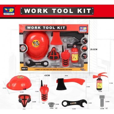 Set world tool kit 739-4b