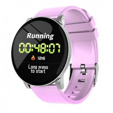 Smartwatch-Bluetooth  W8 (Pink)