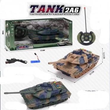 Τηλεκατευθυνόμενο tank 688-8