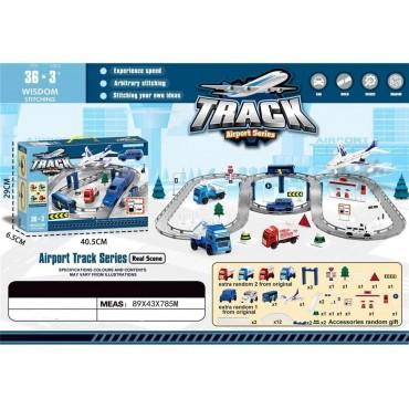 Truck airport series ym-862