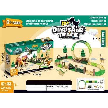Diy dinosaur truck ym-853A