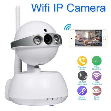 Ασύρματη Περιστρεφόμενη κάμερα HD  Wifi
