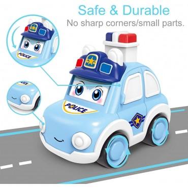 Αυτοκινητάκι παιδικό Police 168-1