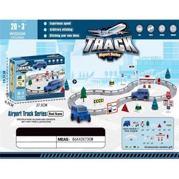 Truck airport series ym-861