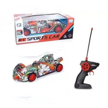 Τηλεκατευθυνόμενο sport car 939-27a