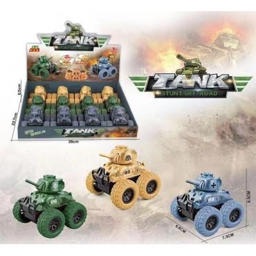 Αυτοκινητάκι παιδικό tank 186-8