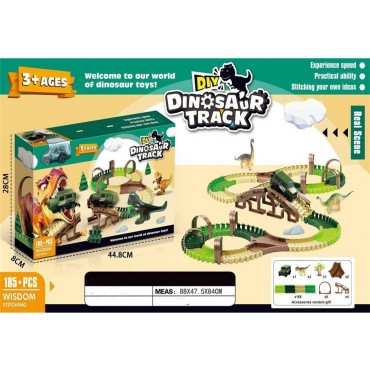 Diy dinosaur truck ym-855