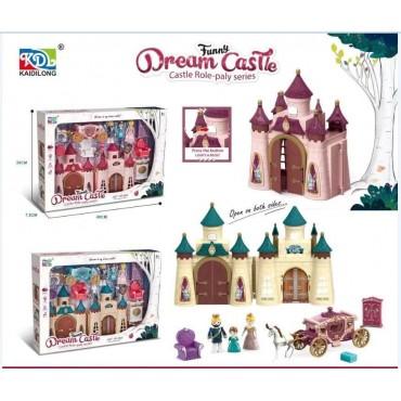 Dream castle με φω΄ς-μουσική kdl-02a