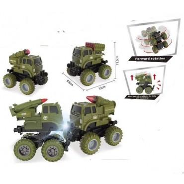 Αυτοκινητάκι παιδικό military 3512a