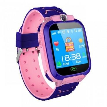 Smartwatch - sim Παιδικό a21 (ροζ)