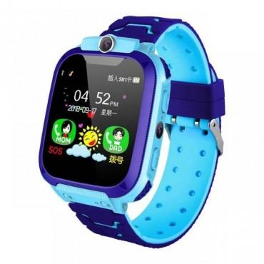 Smartwatch - sim Παιδικό A21(Γαλάζιο)